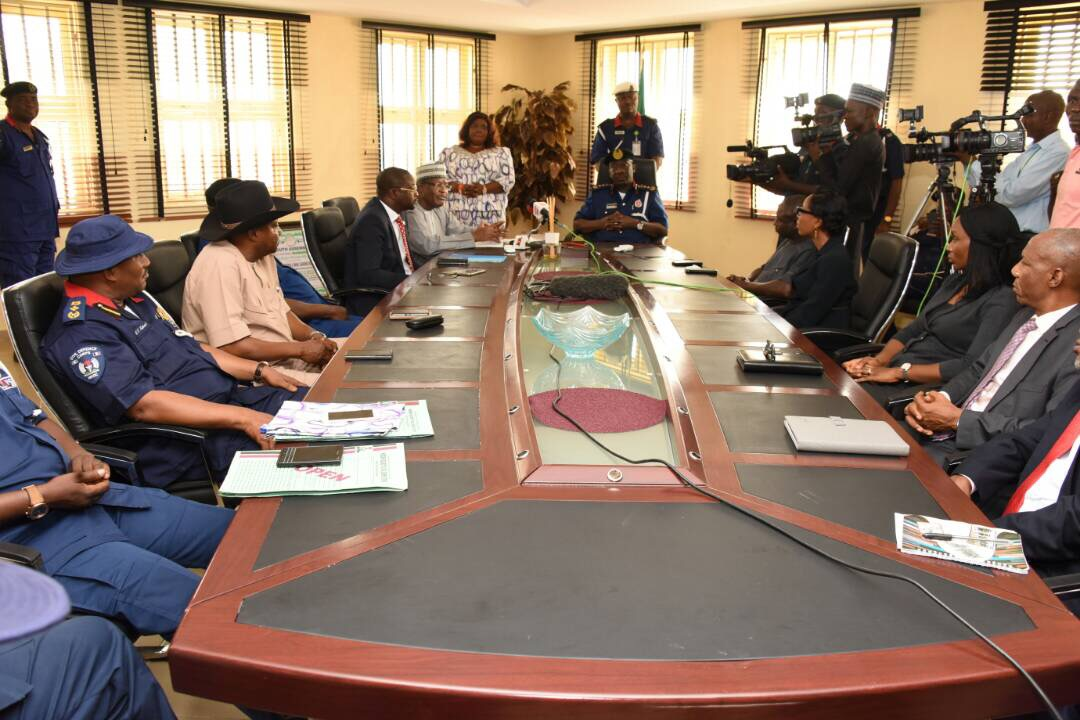 NCC and NSCDC Sign MOU on Critical Telecommunication