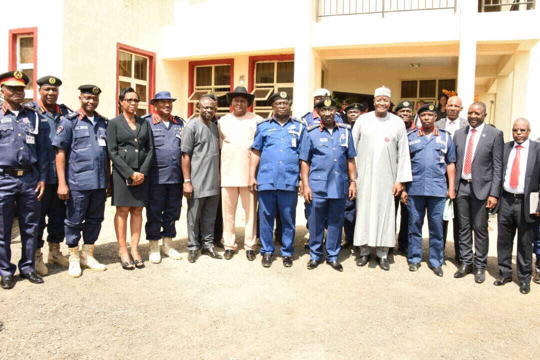 NCC and NSCDC Sign MOU on Critical Telecommunication Infrastructure