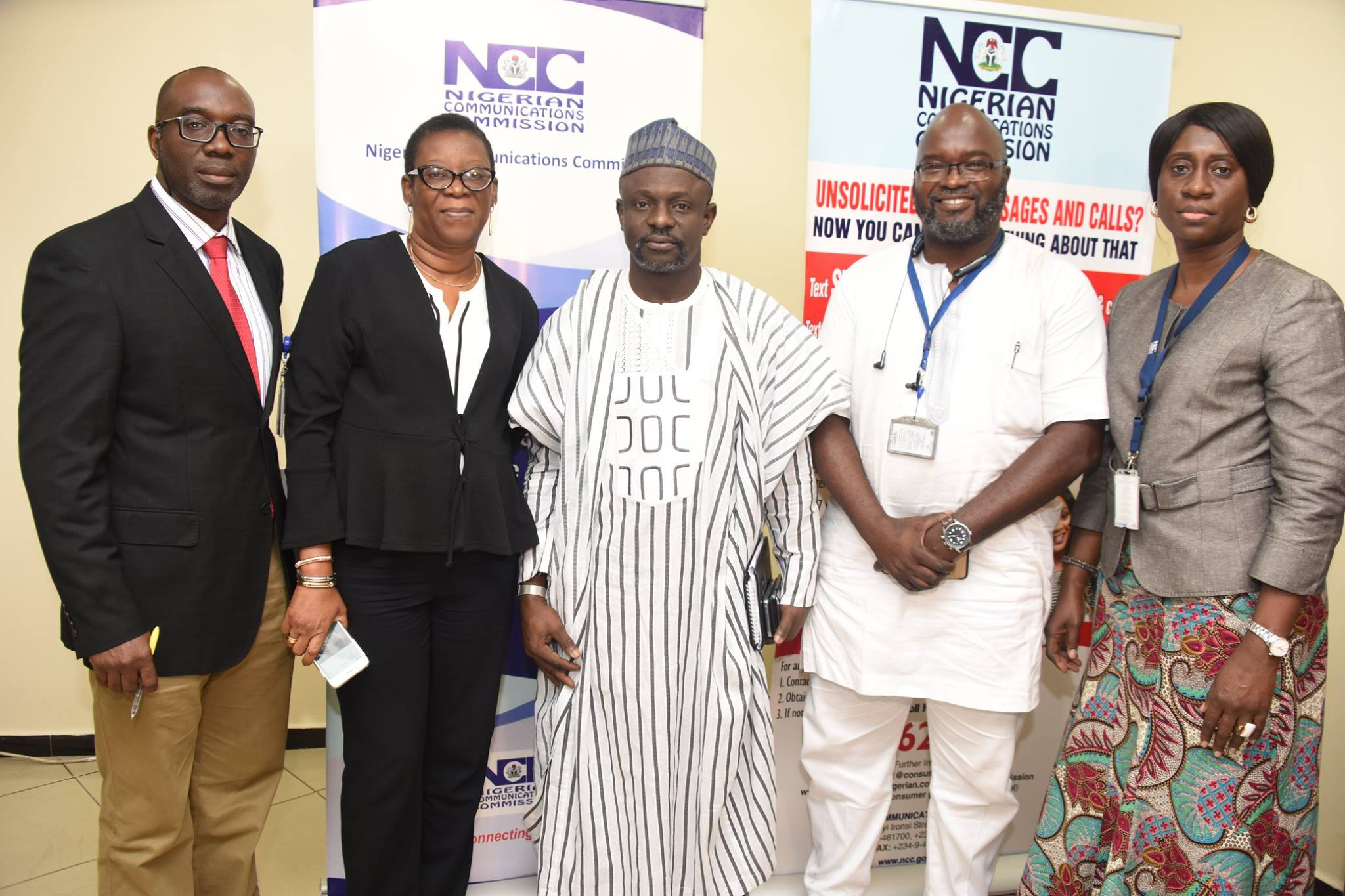NCC Holds Stakeholders Forum on Establishment of Internet Industry Code of Practice