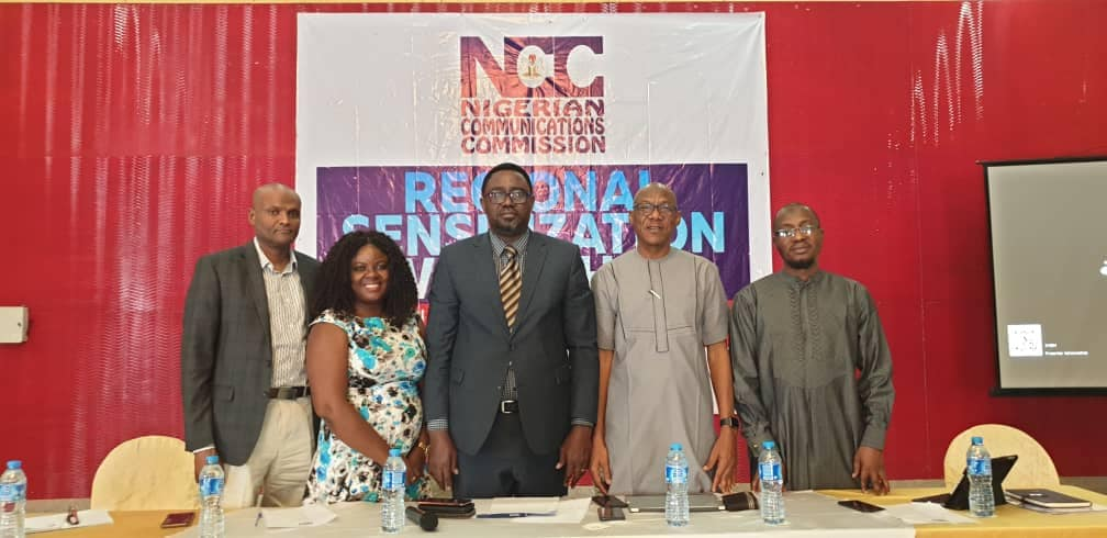 NCC Insists SIM Card Registration is Mandatory - Holds Sensitization Workshop