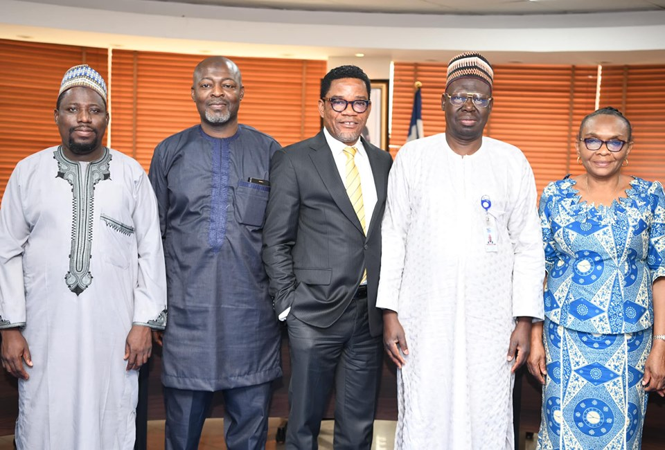 Telecom-based research: NCC Inaugurates Evaluation/Selection Committee for 2019