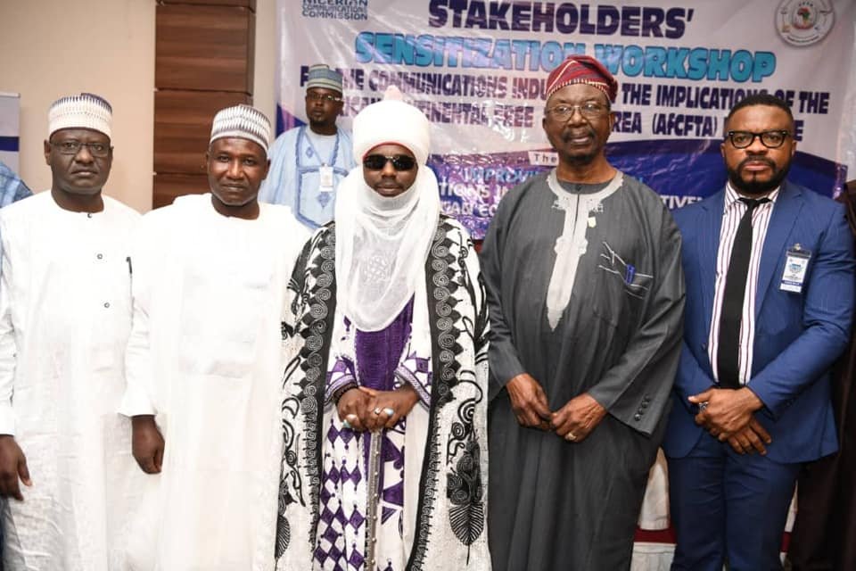 NCC gathers stakeholders to explore the promises of AfCFTA for telecoms industry