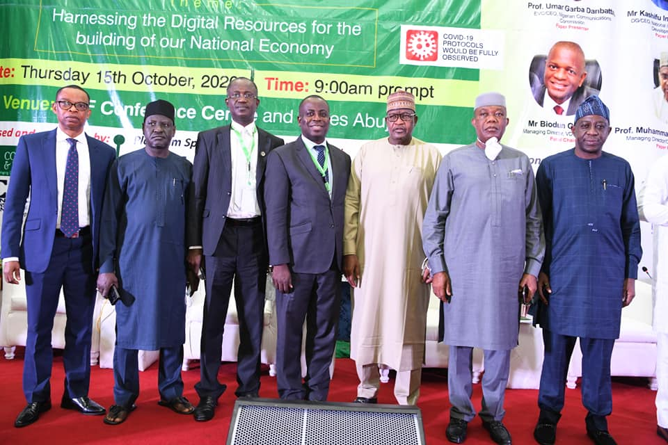 PRESS RELEASE: FG Committed to Fast-tracking Nigeria's Digital Economy - Pantami