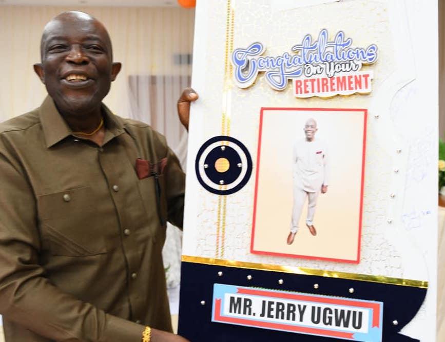Press Statement: Danbatta, Others Extol Retired Deputy Director, Jerry Ugwu